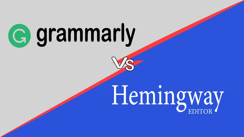 Grammarly Vs Hemmingway