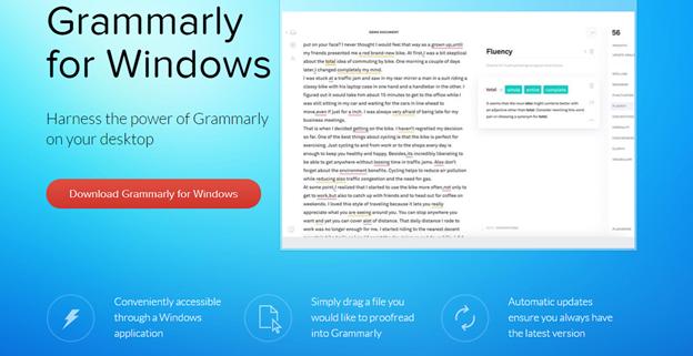Grammarly for Windows