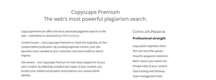 CopyScape Review